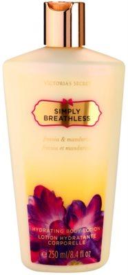 Victoria's Secret Simply Breathless Lapte de corp pentru femei