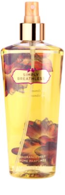 Victoria's Secret Simply Breathless spray de corpo para mulheres