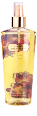 Victoria's Secret Simply Breathless spray corporal para mujer 1