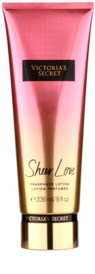 Victoria's Secret Fantasies Sheer Love Körperlotion für Damen