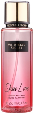 Victoria's Secret Fantasies Sheer Love spray de corpo para mulheres