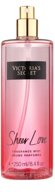 Victoria's Secret Fantasies Sheer Love spray de corpo para mulheres 1