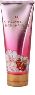 Victoria's Secret Strawberry & Champagne crema corporal para mujer