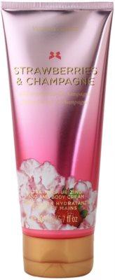 Victoria's Secret Strawberry & Champagne Körpercreme für Damen