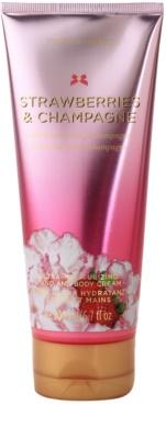 Victoria's Secret Strawberry & Champagne testkrém nőknek