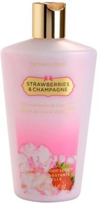 Victoria's Secret Strawberry & Champagne leite corporal para mulheres