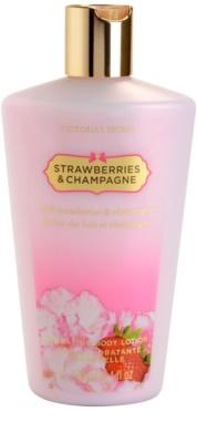 Victoria's Secret Strawberry & Champagne testápoló tej nőknek
