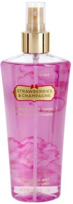 Victoria's Secret Strawberry & Champagne spray pentru corp pentru femei