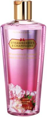 Victoria's Secret Strawberry & Champagne gel za prhanje za ženske