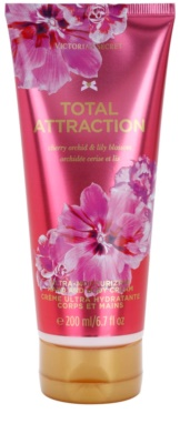Victoria's Secret Total Attraction creme corporal para mulheres