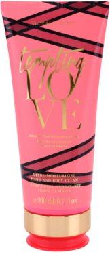 Victoria's Secret Tempting Love tělový krém pro ženy