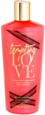 Victoria's Secret Tempting Love creme de duche para mulheres