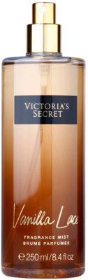 Victoria's Secret Fantasies Vanilla Lace testápoló spray nőknek 1