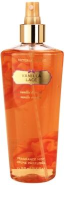 Victoria's Secret Vanilla Lace testápoló spray nőknek 1
