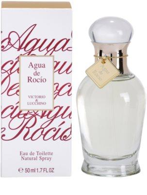 Victorio & Lucchino Agua de Rocio Eau de Toilette pentru femei