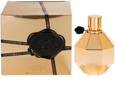 Viktor & Rolf Flowerbomb Rose Explosion eau de parfum para mujer