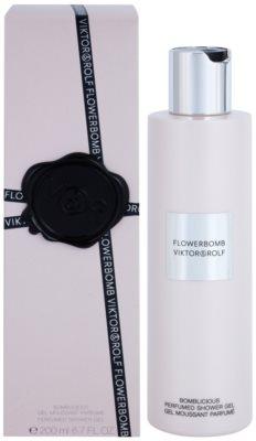 Viktor & Rolf Flowerbomb gel de duche para mulheres