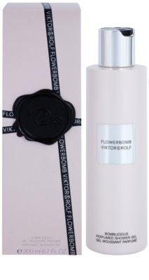 Viktor & Rolf Flowerbomb gel de dus pentru femei
