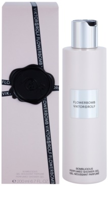 Viktor & Rolf Flowerbomb гель для душу для жінок