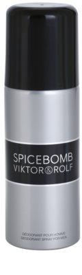 Viktor & Rolf Spicebomb desodorante en spray para hombre