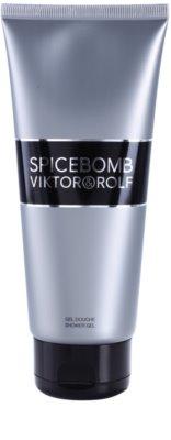 Viktor & Rolf Spicebomb gel de dus pentru barbati 1