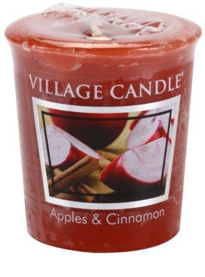 Village Candle Apple Cinnamon votivní svíčka