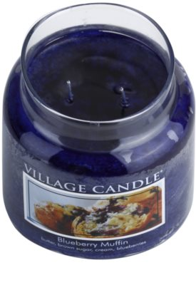 Village Candle Blueberry Muffin vela perfumada   mediano 1