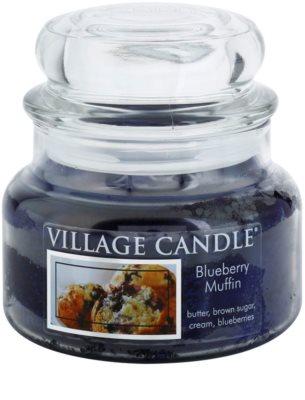 Village Candle Blueberry Muffin Duftkerze   kleine