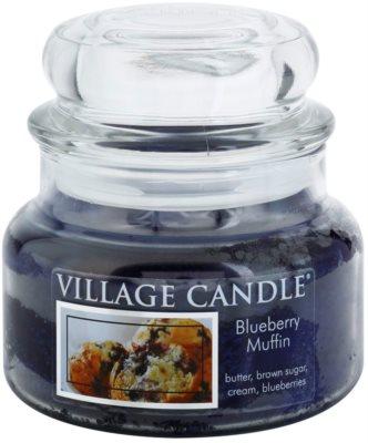 Village Candle Blueberry Muffin ароматизована свічка   мала