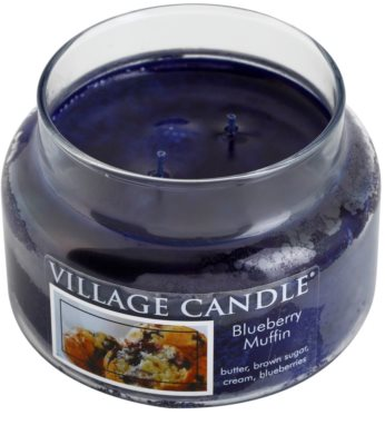 Village Candle Blueberry Muffin Scented Candle  mini 1
