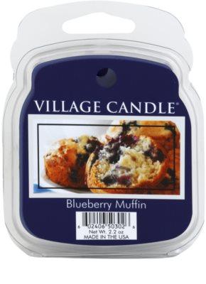 Village Candle Blueberry Muffin illatos viasz aromalámpába