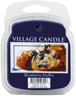 Village Candle Blueberry Muffin vosek za aroma lučko