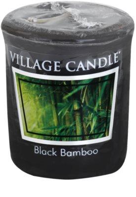 Village Candle Black Bamboo viaszos gyertya
