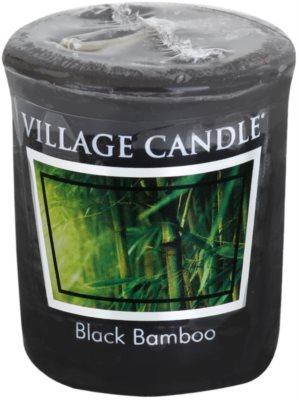 Village Candle Black Bamboo votivna sveča