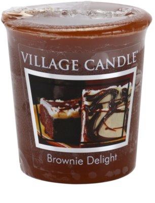 Village Candle Brownies Delight Votivkerze