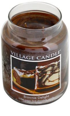 Village Candle Brownies Delight vonná svíčka  velká 1