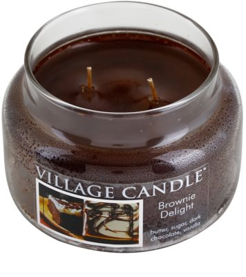 Village Candle Brownies Delight ароматна свещ   малка 1