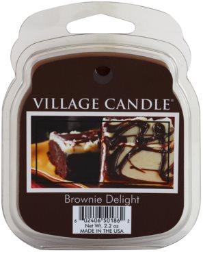 Village Candle Brownies Delight Wachs für Aromalampen