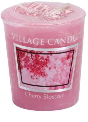 Village Candle Cherry Blossom Votivkerze