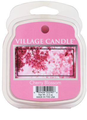 Village Candle Cherry Blossom vosek za aroma lučko