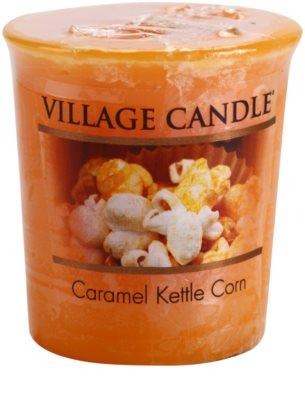 Village Candle Caramel Kettle Corn вотивна свещ