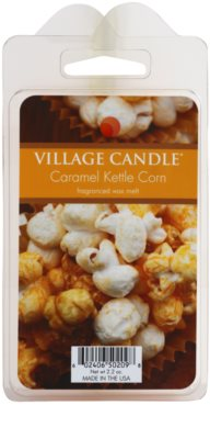 Village Candle Caramel Kettle Corn vosk do aromalampy