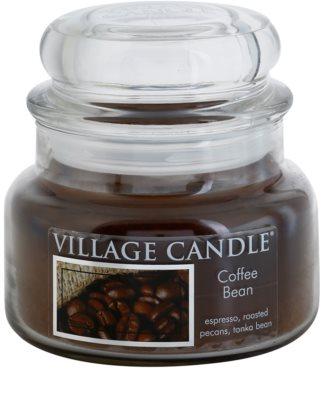 Village Candle Coffee Bean vela perfumado  pequeno