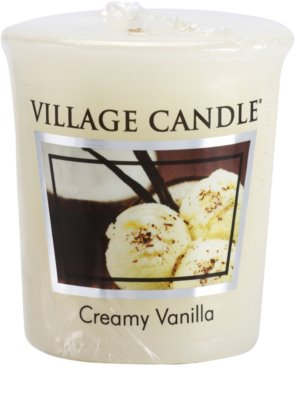 Village Candle Creamy Vanilla sampler