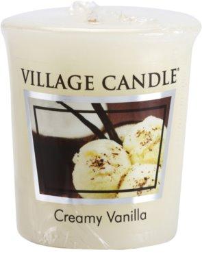 Village Candle Creamy Vanilla viaszos gyertya