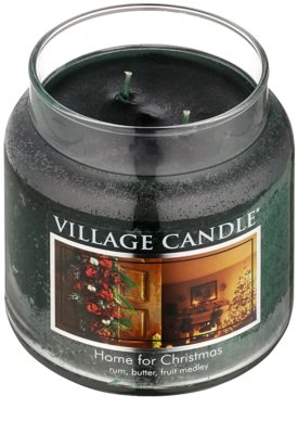 Village Candle Home for Christmas ароматна свещ   среден 1