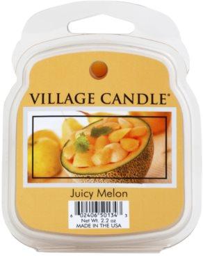 Village Candle Juicy Melon illatos viasz aromalámpába