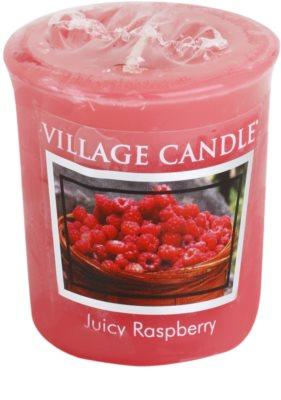 Village Candle Juicy Raspberry votivní svíčka