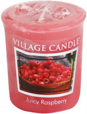 Village Candle Juicy Raspberry вотивна свещ
