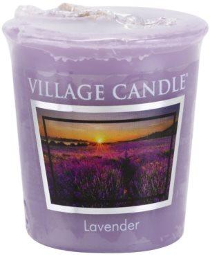 Village Candle Lavender viaszos gyertya